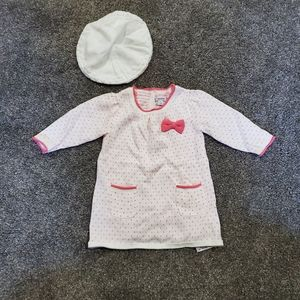 BABY Mexx dress + hat